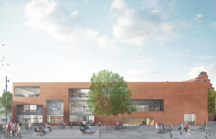 Bibliotheek en Academie 2018
